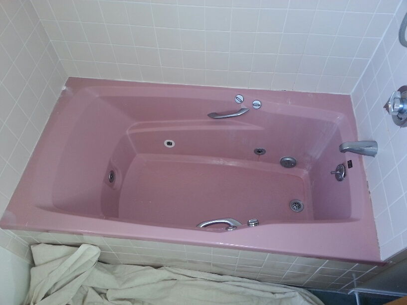 Lovely Bathtub Repair Service Thin How Long Does Tub Reglazing Last Square Bathtub Refacing Refinishing Bathtub Cost Old How Much To Refinish A Bathtub BrownCost To Refinish Clawfoot Tub Bathtub Refinishing Project Gallery | Resurface Specialist