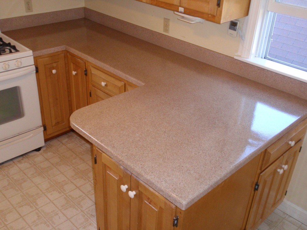 Refinishing Countertops
