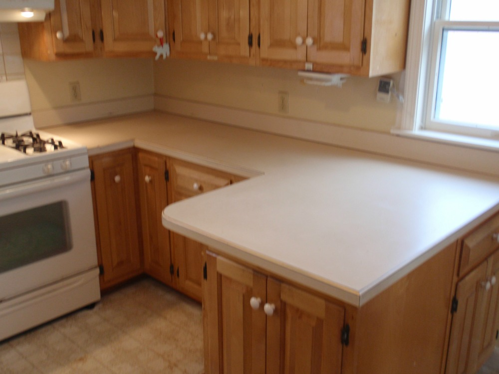 How To Resurface Laminate Kitchen Countertops