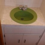 bathroom vanity countertop refinish